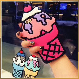 HAVE A ICE CREAM Iphone Case