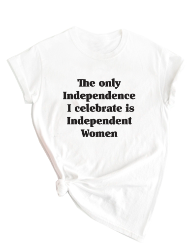 Celebrate Independent Women