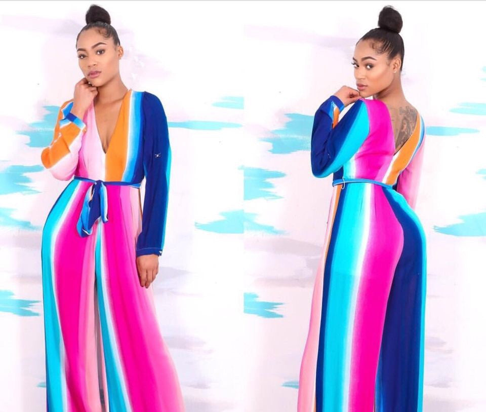 Living In Color Jumpsuit