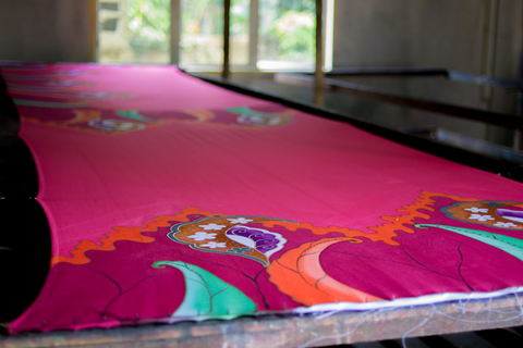 eac60be67fe The Batik Boutique only produces genuine batik products where every piece  is hand-drawn or blocked by artisans in order to make a social impact.
