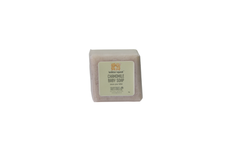 Soapstones Chamomile Baby Soap - 80 grams
