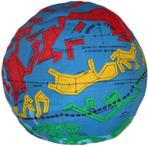 Hugg-A-Star Plush Globe - Hugg-A-Planet