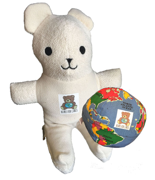 Baby Bears for Cares Hugg-A-Planet - Hugg-A-Planet