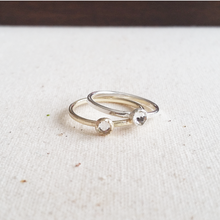 Birthstone Keepsake Ring