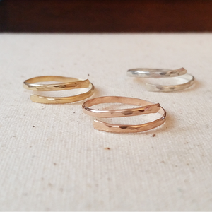 Dainty Wrap Ring