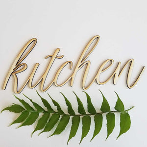 Kitchen Cutout