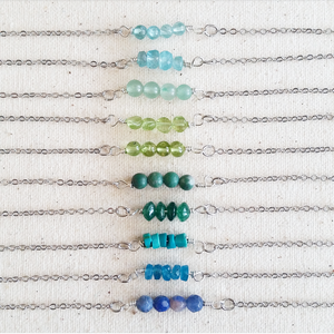 Mini Gemstone Bar - Set 2