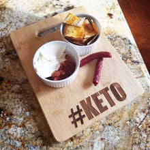 #KETO Cutting Board