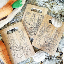 Peter Rabbit Cutting Boards