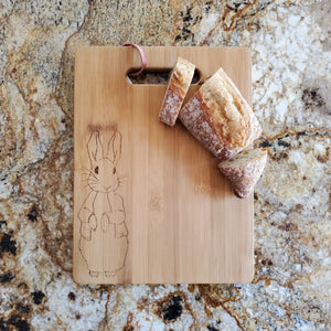 Cutting Board - Peter Rabbit