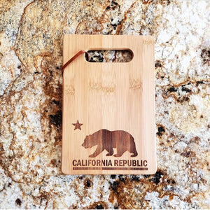 Cutting Board - CA Republic