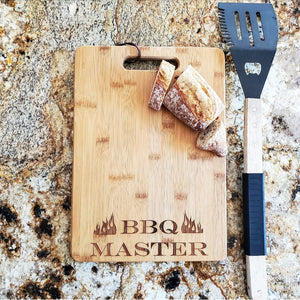 Cutting Board - BBQ Master