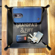 Personalized Valet Tray