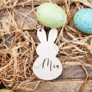 Easter Personalized Hang Tags
