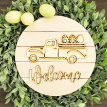 DIY Welcome Truck Sign Set