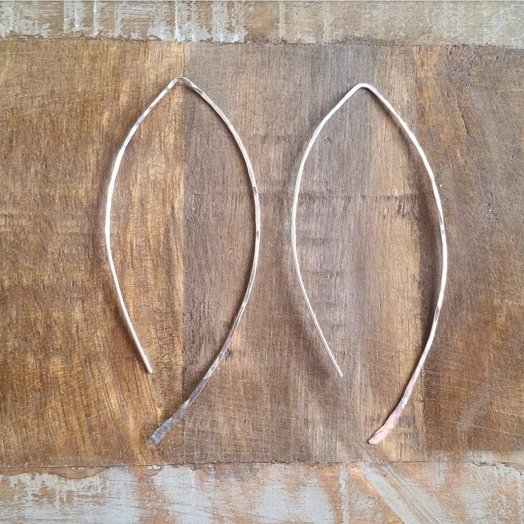 Jennifer Threader Earring