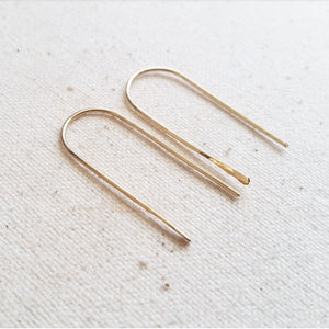 Katie Threader Earrings