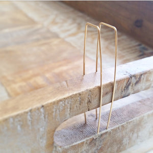 Sherry Threader Earring
