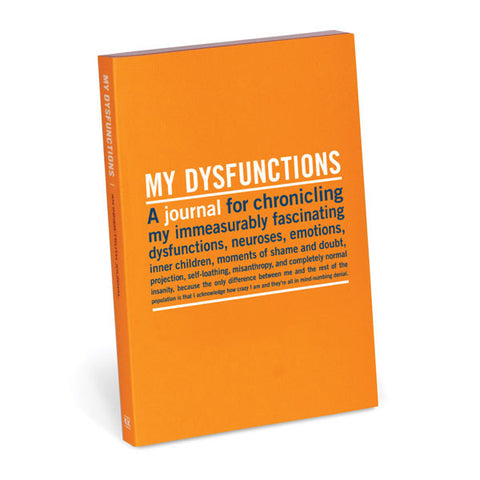 IS Tech Gift Mini Inner Truth Journals - My Dysfunctions
