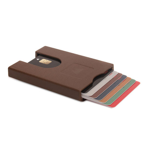 IS Tech Gift Walter Wallet - Brown
