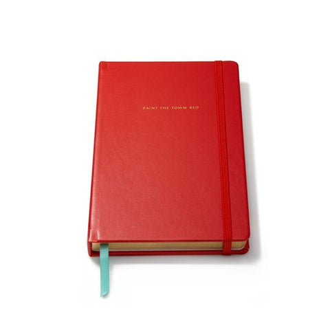 Kate Spade New York - Large Red Notebook