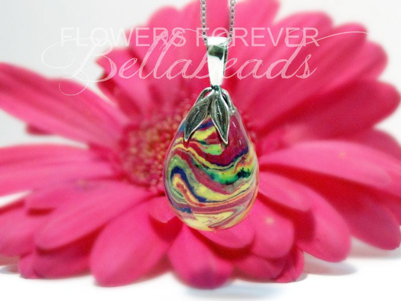 Can You Use Old Or Dried Flowers To Make Jewelry?