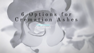 6 Options For Cremation Ashes