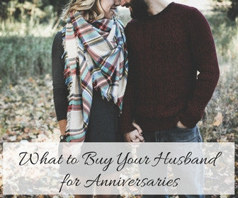 What to Buy Your Husband for Anniversaries