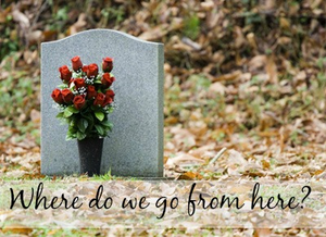 How to heal after losing a loved one