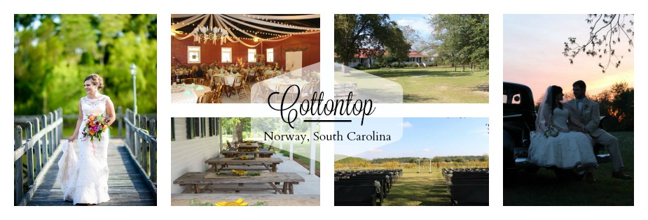 South Carolina Wedding Venue