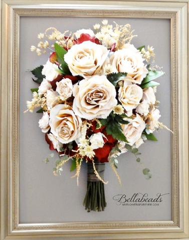 Freeze Dried Flowers - Flowers Forever/ Bellabeads