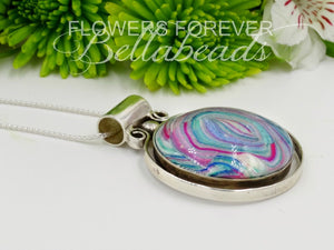 Flower Petal Jewelry, Margaux Pendant