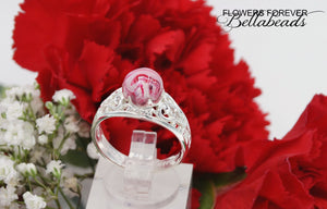 Flower Petal Jewelry, Isabella Ring