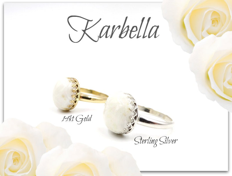 Karbella Sterling Silver Ring
