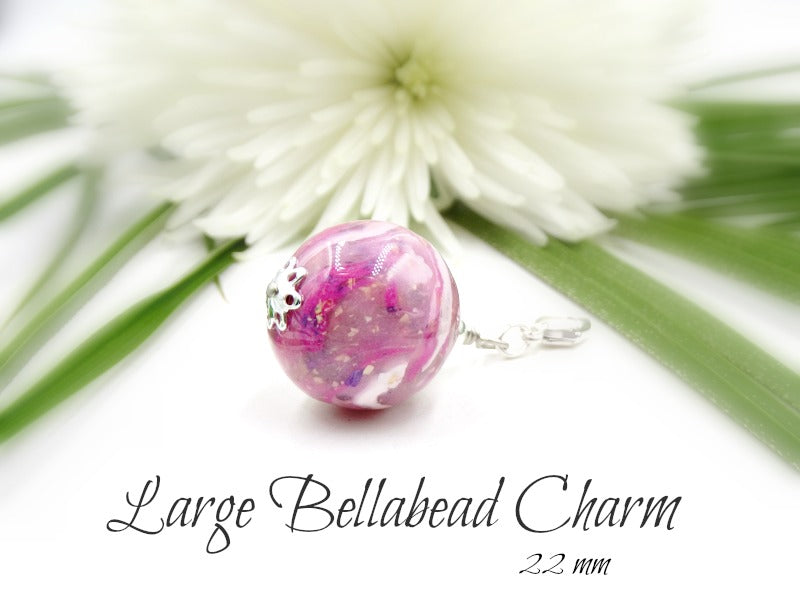 Large Bellabead Charm
