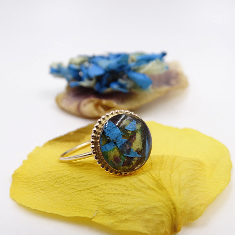Resin Juliette Ring