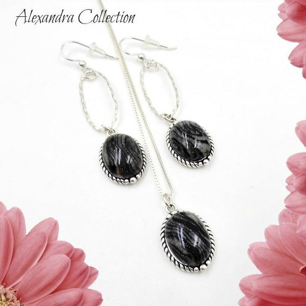 Alexandra Collection Earrings