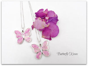 Butterfly Kisses Pendant