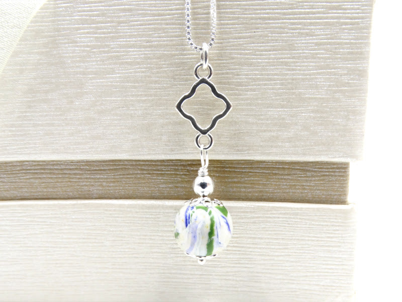 Clover Necklace Pendant