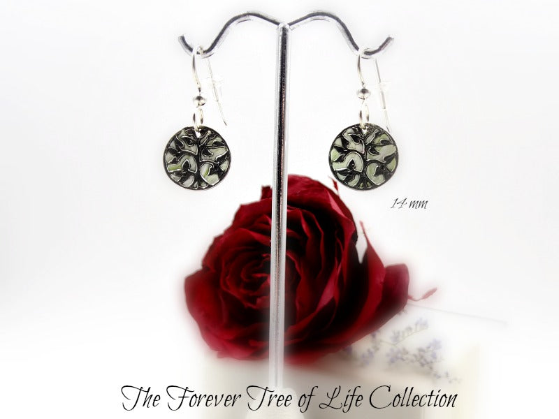 The Forever Tree Of Life Earrings