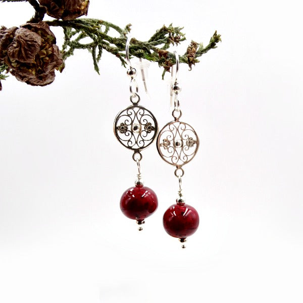Gates Of Charleston Earrings