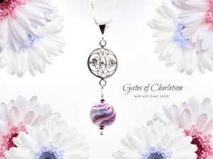 Gates of Charleston Pendant