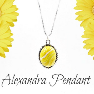Alexandra Collection Pendant