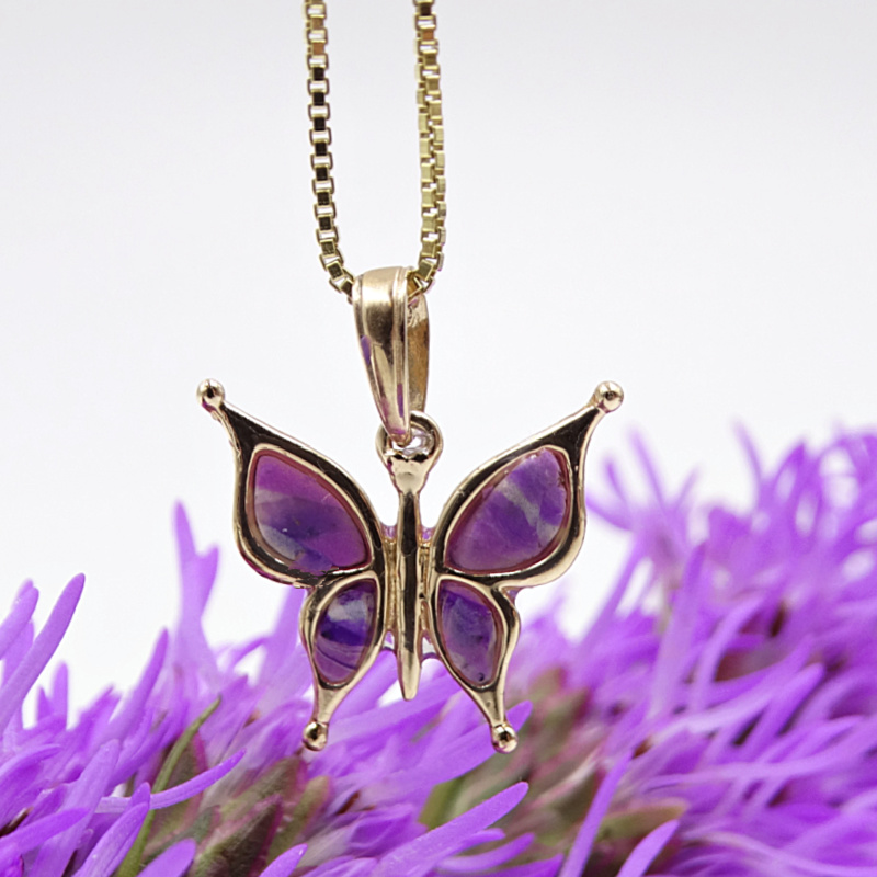 Beyond Dreams Butterfly Pendant