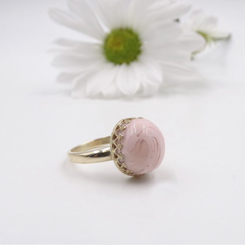 Karbella 14k Gold Ring