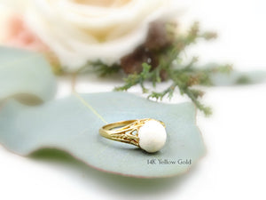 Isabella 14K Yellow Gold Ring