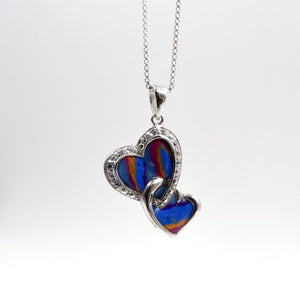 Keep Me in Your Heart Pendant