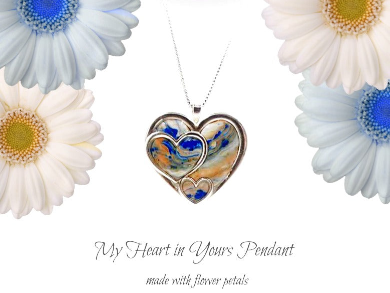 My Heart In Yours Pendant