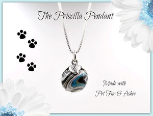 Priscilla Necklace Pendant