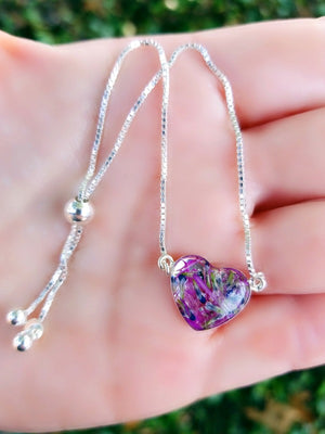 Resin Demi Heart Collection